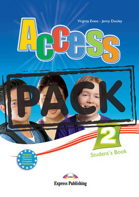 Access: Level 2: Student's Pack (International)