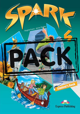 Spark: Level 4: Student's Pack (international)