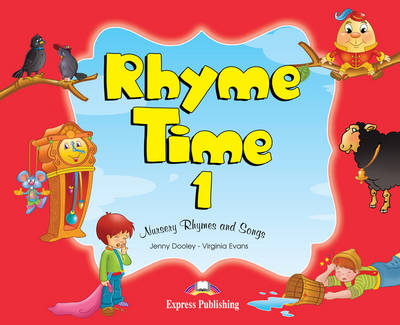 Rhyme Time: Level 1: Student Book (US)