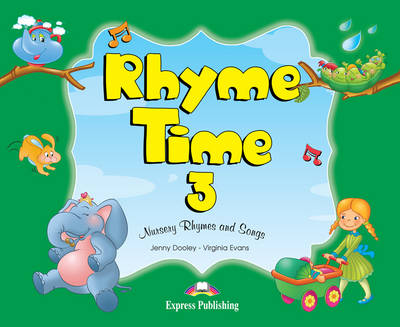 Rhyme Time: Level 3: Student Book (US)