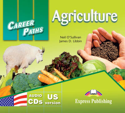 Career Paths - Agriculture: Class CDs - US Version (set of 2) (International)