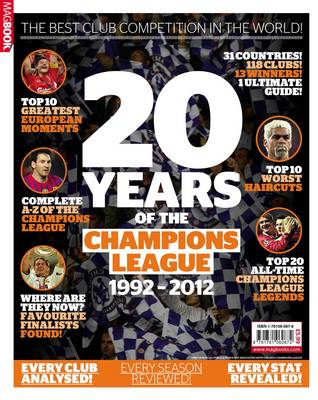 20 Years of the Champions League