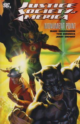 Justice Society of America: Monument Point Monument Point