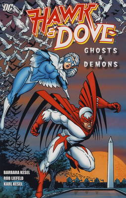 Hawk and Dove: Ghost & Demons Ghost & Demons