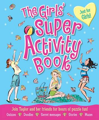 The Girls Super Activity Book