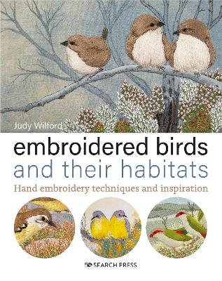 Embroidered Birds and their Habitats