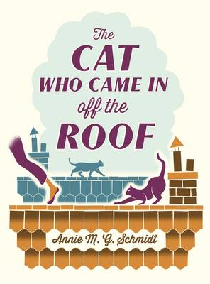 The Cat Who Came in off the Roof