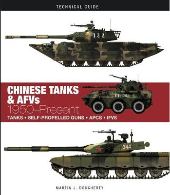 Chinese Tanks & AFVs: 1950-Present