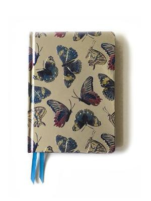 Papillons Butterflies (Contemporary Foiled Journal)