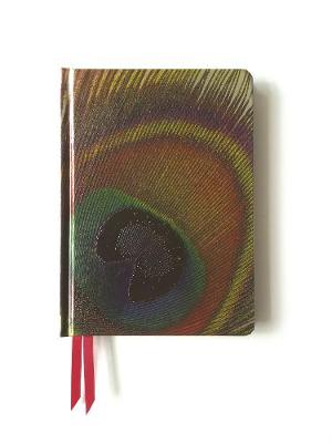 Peacock Feather (Contemporary Foiled Journal)