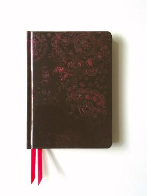 Gothic Dark Lace (Contemporary Foiled Journal)