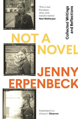 Not a Novel: Collected Writings and Reflections