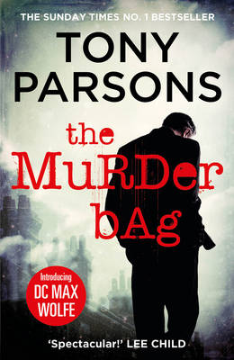 The Murder Bag: (DC Max Wolfe)