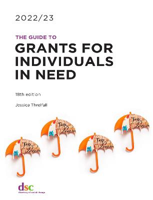 The Guide to Grants for Individuals in Need 2022/23
