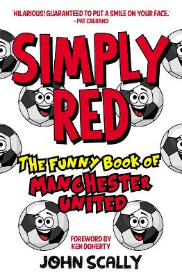 Simply Red: The Funny Book of Manchester United