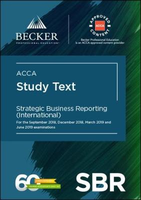 ACCA Approved - Strategic Business Reporting - INT (SBR-INT) for