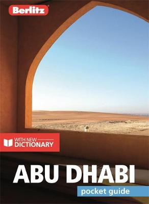 Berlitz Pocket Guide Abu Dhabi (Travel Guide with Free Dictionary)
