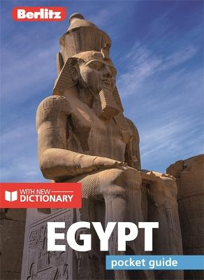 Berlitz Pocket Guide Egypt (Travel Guide with Free Dictionary)