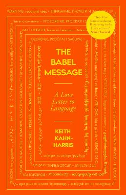 The Babel Message: A Love Letter to Language