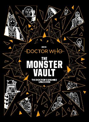 Doctor Who: The Monster Vault