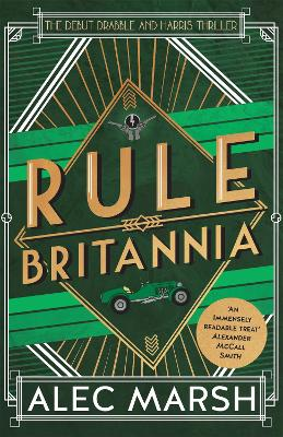Rule Britannia: The Drabble and Harris Thrillers