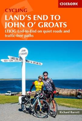 Cycling Land's End to John O' Groats: The best LEJOG and JOGLE route