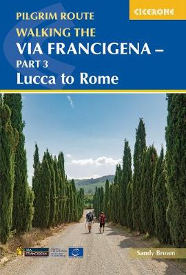 Walking the Via Francigena pilgrim route- Part 3: Lucca and the Great St Bernard Pass to Rome