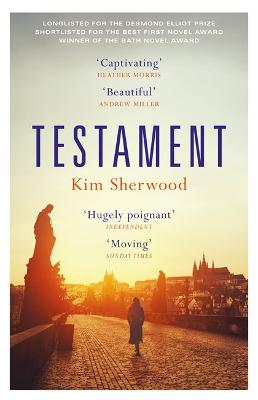 Testament: Longlisted for the Desmond Elliot Prize