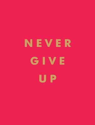 Never Give Up: Inspirational Quotes for Instant Motivation