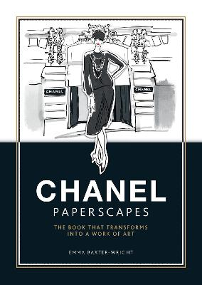 Paperscapes: Chanel: The Book that Transforms into a Work of Art