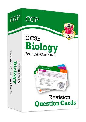9-1 GCSE Biology AQA Revision Question Cards