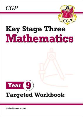 KS3 Maths Year 9 Targeted Workbook (with answers)