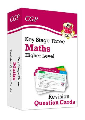 New KS3 Maths Revision Question Cards - Higher
