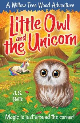 Willow Tree Wood Book 4 - Little Owl and the Unicorn