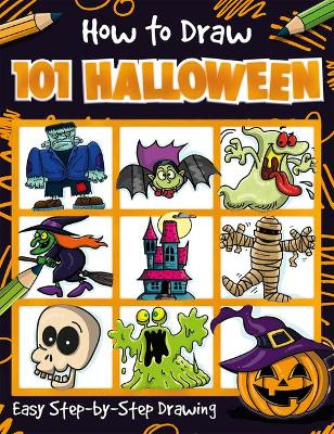 How to Draw 101 Halloween