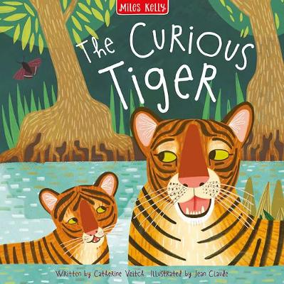 Forest Tales: The Curious Tiger