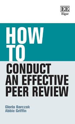 How to Conduct an Effective Peer Review