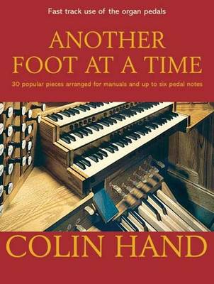 Fast track use of the organ pedals: another foot at a time
