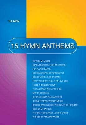 15 Hymn Anthems - SA Men