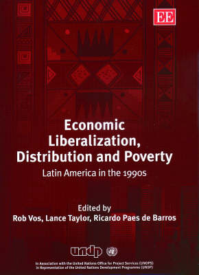 Economic Liberalization, Distribution and Poverty: Latin America in the 1990s