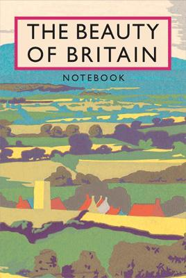 BEAUTY OF BRITAIN NOTEBOOK
