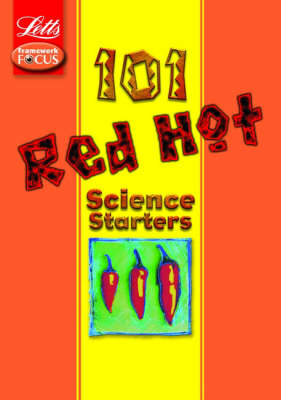 Letts Red Hot Starters - Science