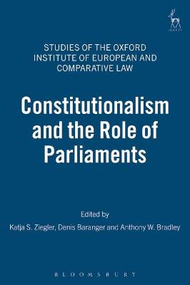 Constitutionalism and the Role of Parliaments