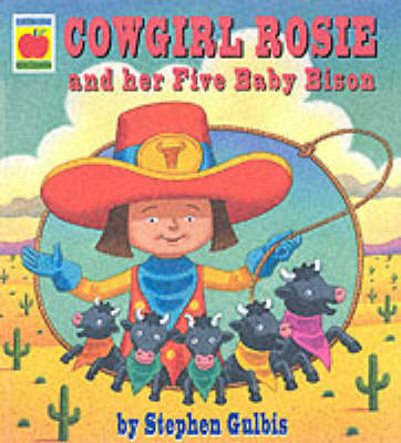 Cowgirl Rosie And The Five Baby Bison