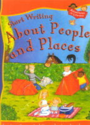 START WRITING ABOUT PEOPLE & PLACES