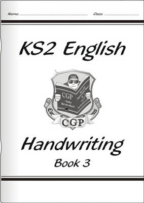 KS2 English Handwriting - Book 3