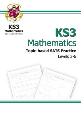 KS3 Maths Topic-Based Practice Multipack - Levels 3-6