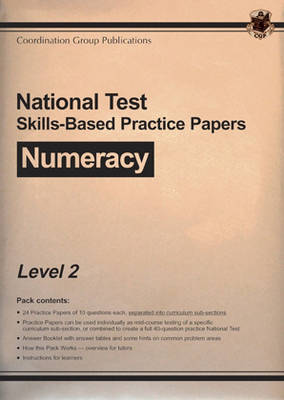 National Test Skills Based Practice Papers: Numeracy Level 2