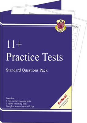 11+ Standard Questions Practice Paper Pack