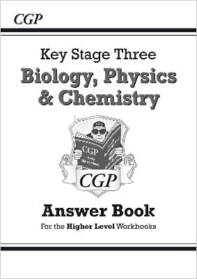 KS3 Science Answers for Workbooks (Bio/Chem/Phys) - Higher